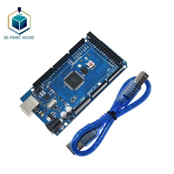 [Nhập ELCLMAY hoàn 30K xu đơn từ 200K]Mạch Adruino MEGA 2560 CH340 cho máy in 3D Giá chỉ 158.000₫