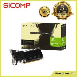 VGA Galax GeForce GT 710 GDDR3 2GB, new, bảo hành chính hãng 36th thumbnail