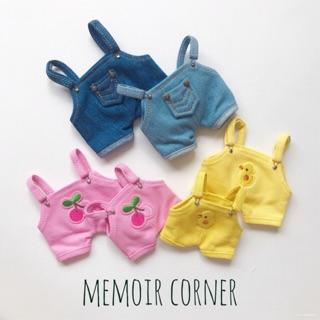 Outfit cho Doll 15 & 20 – Tủ đồ Baby G