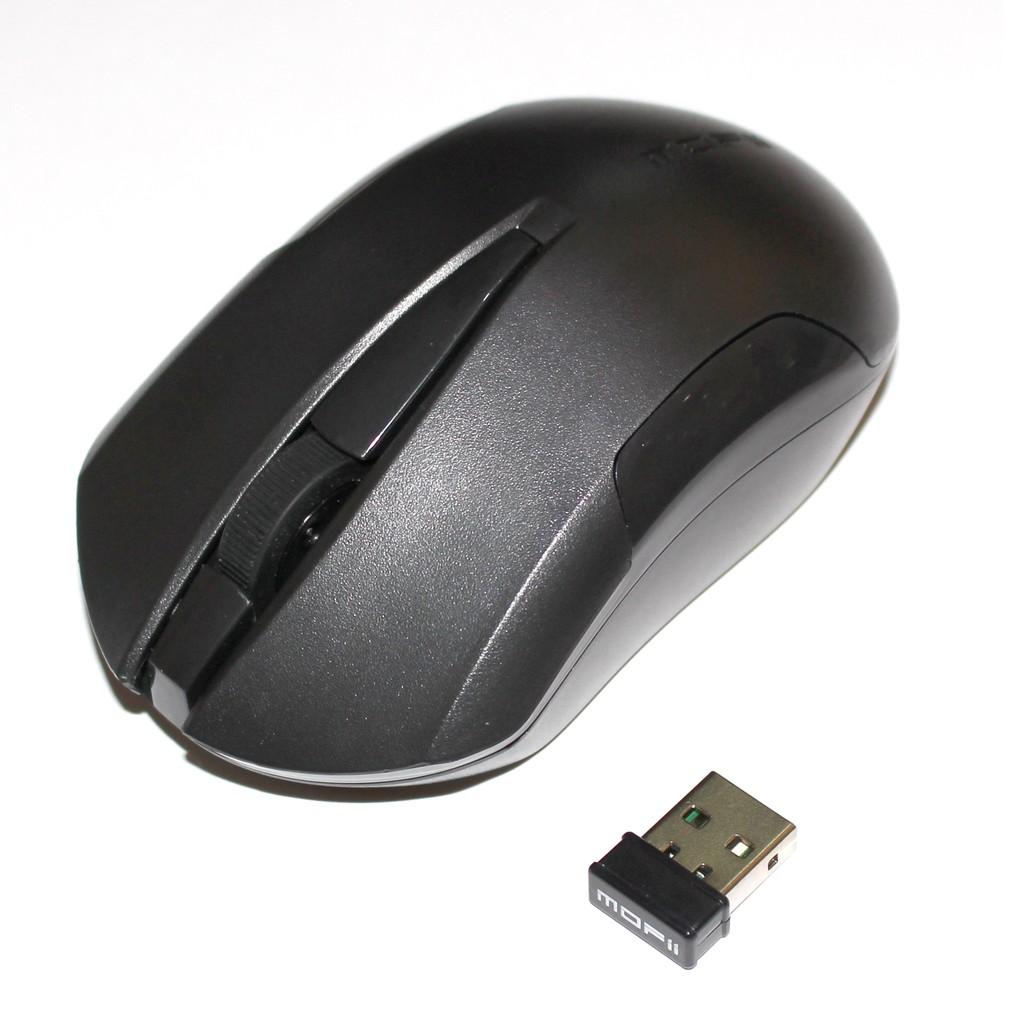 Chuột không dây Mofii G36S (Đen)