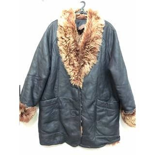 Thanh lý áo khoác nam da thật lông thật, rất đẹp