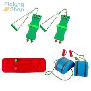 ❉ Child Rocking Seesaw Balance Board Sensory Training Indoor Outdoor Toys