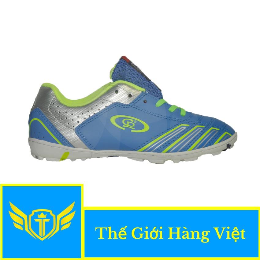 Giày Đá Bóng Sân Cỏ Nhân Tạo CP 064C ( Xanh Biển)