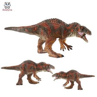 BOLAFYNIA solid simulation Acrocanthosaurus dinosaur model children Toys