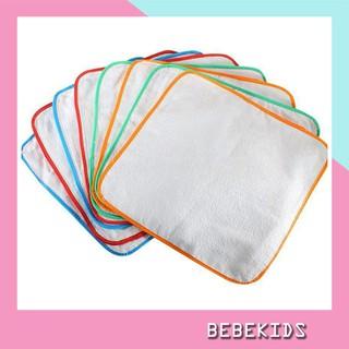[Túi10 miếng] Tấm lót chống thấm, bền đẹp cho bé giặt máy được, miếng lót sơ sinh Doremon