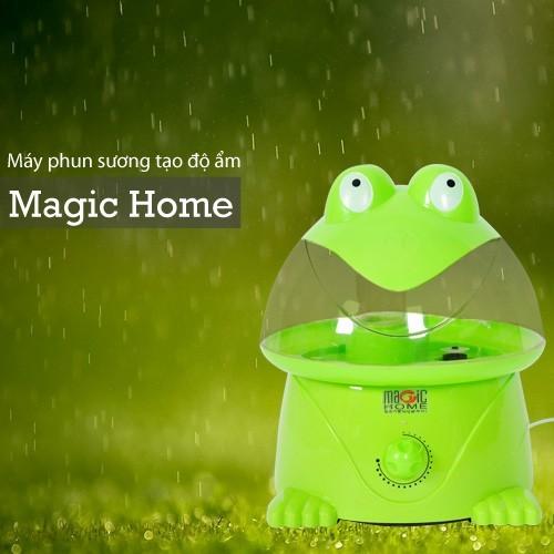 Máy Phun Sương Tạo Ẩm magic home 4 lít (hình ếch xanh)