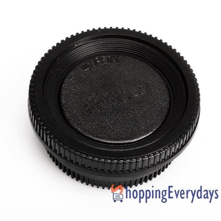 【sv】 Rear Lens Cap Cover Body Cap For All Nikon AF AF-S DSLR SLR Lens Dust Camera