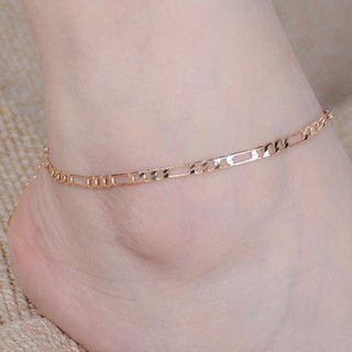 Vòng đeo chân đơn giản đi biển cho nữ thumbnail