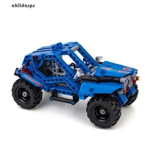 388Pcs Educational Toy DIY Car Model Building Blocks Bricks for Kids Children