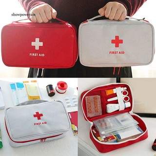 Túi vải dùng đựng thuốc vật dụng sơ cứu trong trường hợp khẩn cấp thumbnail