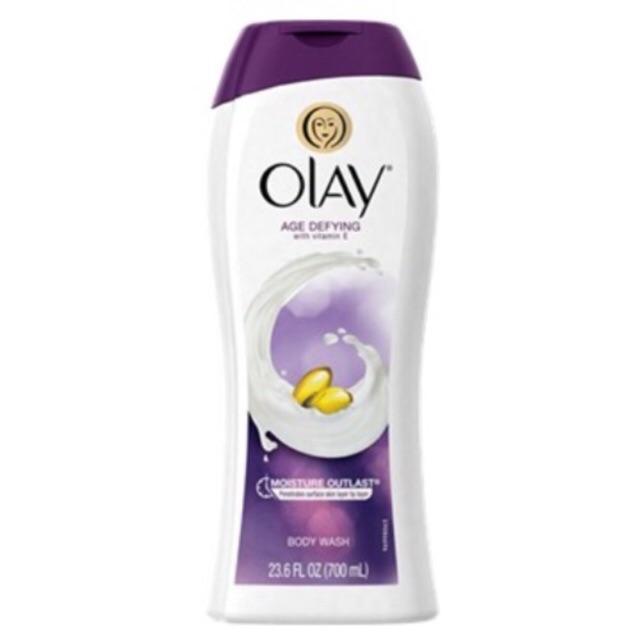 Sữa tắm Olay Mỹ màu tím ( chống lão hoá )