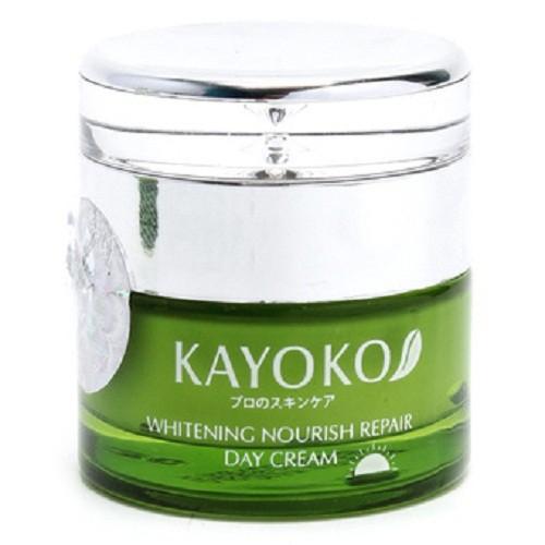 Kem dưỡng trắng da tinh khiết Ban Ngày KAYOKO (Day Cream), Khối lượng tịnh 20 gram