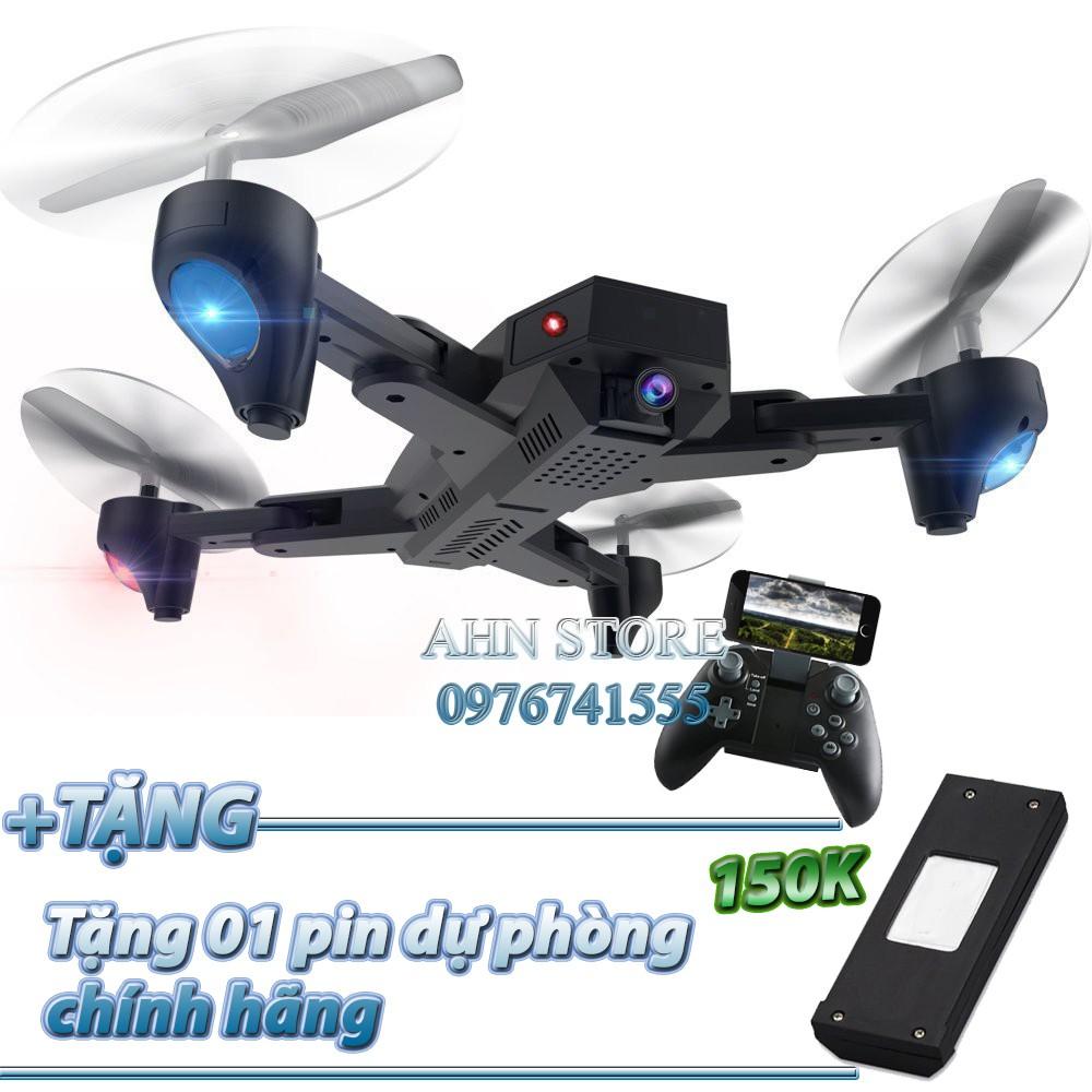 [Tặng pin] Flycam VISUO XS809HW, Thế Hệ Mới, HD Camera FPV, Truyền Trực Tiếp Qua Điện Thoại, Gấp Gọn - 3019518 , 1219300137 , 322_1219300137 , 1935000 , Tang-pin-Flycam-VISUO-XS809HW-The-He-Moi-HD-Camera-FPV-Truyen-Truc-Tiep-Qua-Dien-Thoai-Gap-Gon-322_1219300137 , shopee.vn , [Tặng pin] Flycam VISUO XS809HW, Thế Hệ Mới, HD Camera FPV, Truyền Trực Tiếp