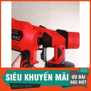 [ GIÁ TỐT – HÀNG CHẤT LƯỢNG ] Súng Phun Sơn Điện SPRAY GUN(CHO KHÁCH XEM HÀNG)