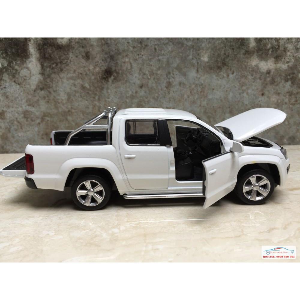 Mô hình xe Ô TÔ Bán tải Volkswagen AMAROK tỷ lệ: 1:32 - 14162203 , 1994487893 , 322_1994487893 , 249000 , Mo-hinh-xe-O-TO-Ban-tai-Volkswagen-AMAROK-ty-le-132-322_1994487893 , shopee.vn , Mô hình xe Ô TÔ Bán tải Volkswagen AMAROK tỷ lệ: 1:32