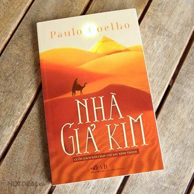 Sách - Nhà Giả Kim - KNNGK