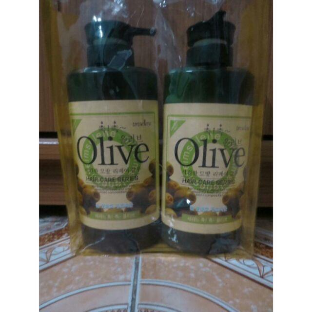 Dầu gội cặp olive