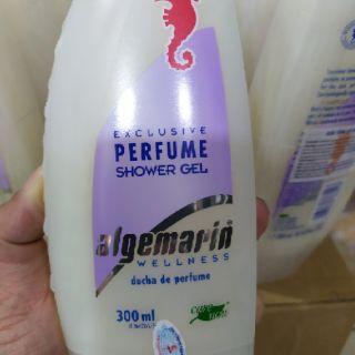 Sữa tắm cá ngựa Đức Algemarin 300ml chính hãng thumbnail