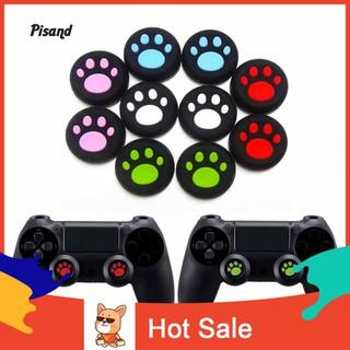 Bộ 4 silicone bọc nút analog cho tay cầm chơi game Ps3 Xbox One 360 thumbnail