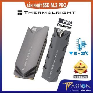 Tản nhiệt ổ cứng SSD M2 Thermalright Pro Chính hãng - Ốp tản nhiêt SSD M2 Nvme Thermalright 2280 Pro - TR-M.2 2280 thumbnail