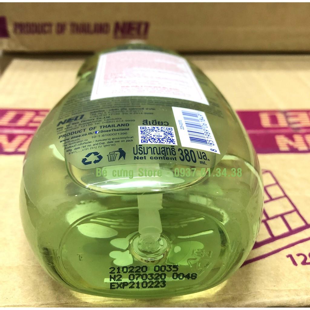 Sữa tắm gội toàn thân Dnee Pure 380ml cho Bé từ sơ sinh đến 3 tuổi (date 2024)