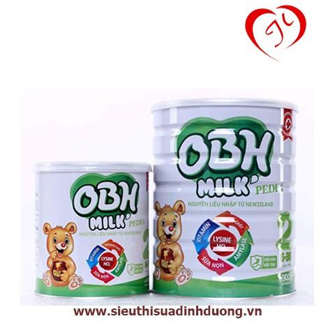 Sữa OBH MILK PEDIA hộp 900g - 10030602 , 832228616 , 322_832228616 , 430000 , Sua-OBH-MILK-PEDIA-hop-900g-322_832228616 , shopee.vn , Sữa OBH MILK PEDIA hộp 900g