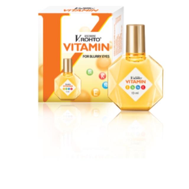 Thuốc nhỏ mắt V rotho Vitamin