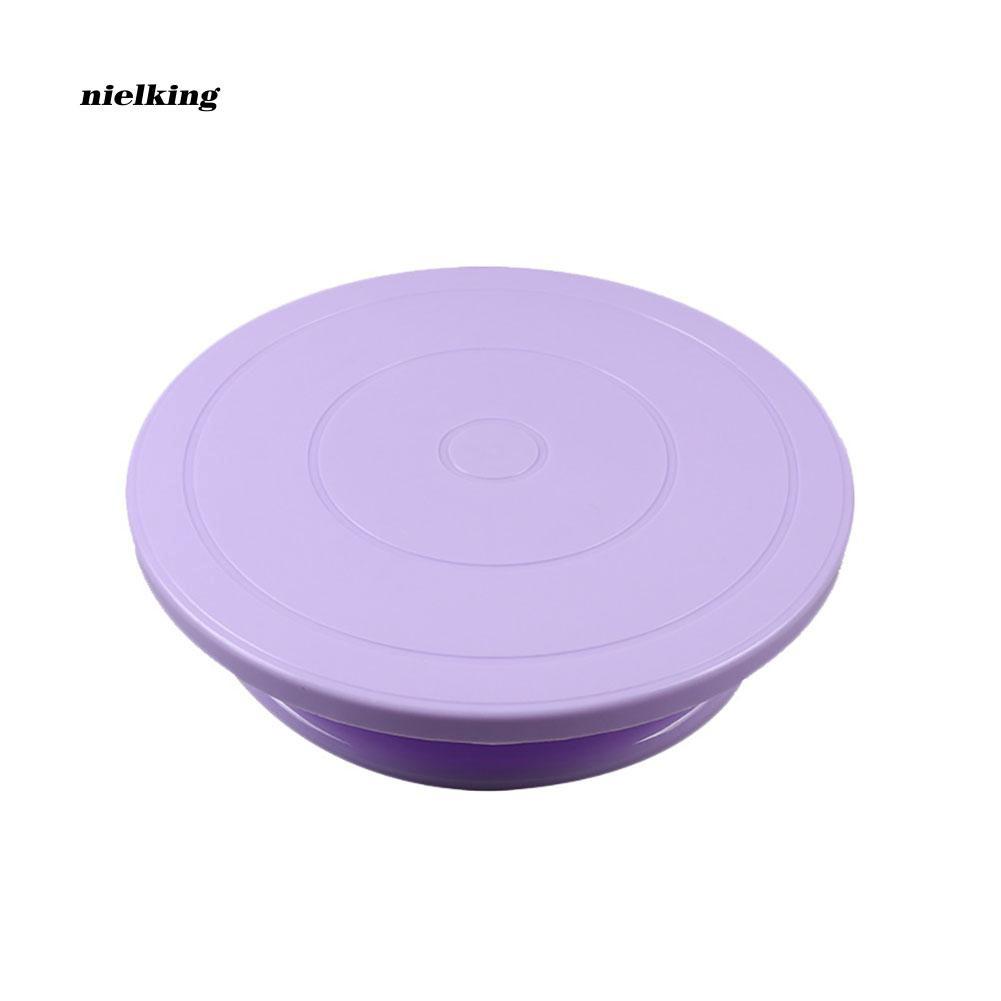 Đế tròn chống trượt 28cm làm bánh tiện dụng chất lượng cao