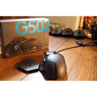 Chuột Gaming Logitech G502 HERO ,SPECTRUM 2nd