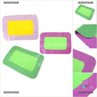 [main] 42*28cm Inflatable Sand Tray Plastic Table Baby Kids Indoor Playing Sand Clay [stream]