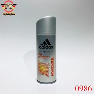 Xịt khử mùi Adidas 150ml Men Adipower thumbnail
