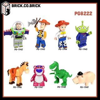 POGO 8222 (CÓ SẴN) – Các nhân vật trong phim Toy Story phần 4 của Disney