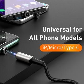 Hình ảnh Cáp Sạc USB Baseus Từ Tính cho iPhone OPPO Realme-6
