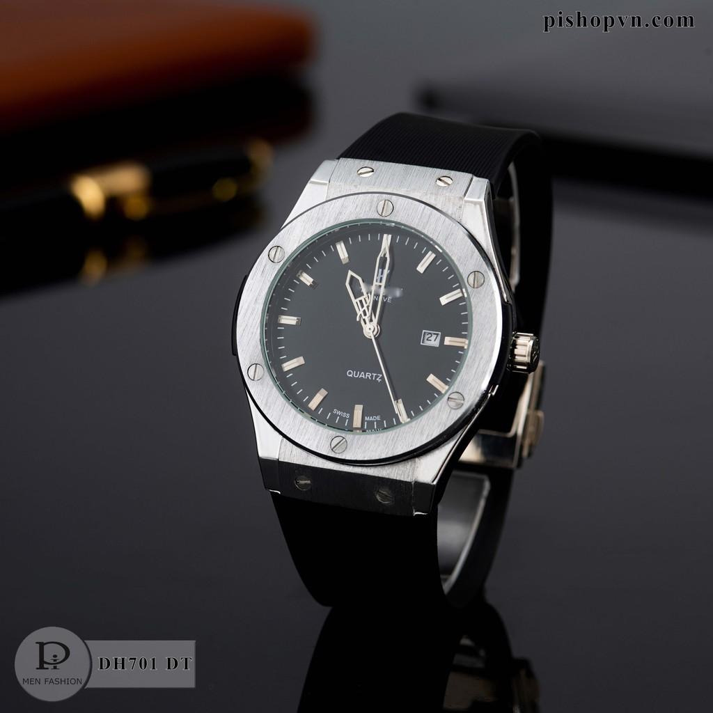 Đồng hồ Hulo nam - Hàng đẹp [ fullbox - bảo hành 12 tháng ]