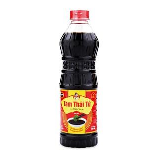 """Lốc 6 chai nước tương Chinsu Tam Thái Tử Nhị ca 500ml giá chỉ còn <strong class=""""price"""">3.900.000.000đ</strong>"""