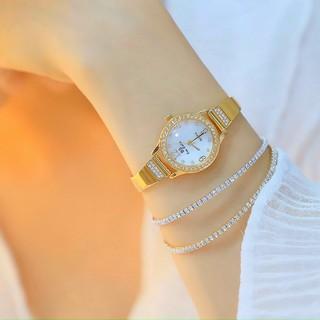 Đồng hồ thời trang nữ BS beesister BS07 mặt nhỏ dể thương