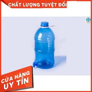 Bình Gallon Việt Nhật 7,5 lít, 18 lít, 20 lít - Bình Nước Nhựa Việt Nhật - Bình gallon 20 lít Có Vòi Rót