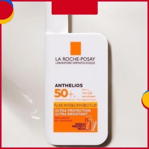 FREESHIP TOÀN QUÔC - La Roche Posay Anthelios Invisible Fluid SPF 50+ (50ML) 𝔼