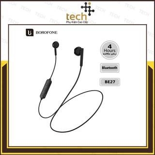 [Mã ELFLASH5 giảm 20K đơn 50K] Tai Nghe Bluetooth Thể Thao Borofone BE27 - Hỗ Trợ Khe Cắm Thẻ Nhớ - BẢO HÀNH 12 THÁNG