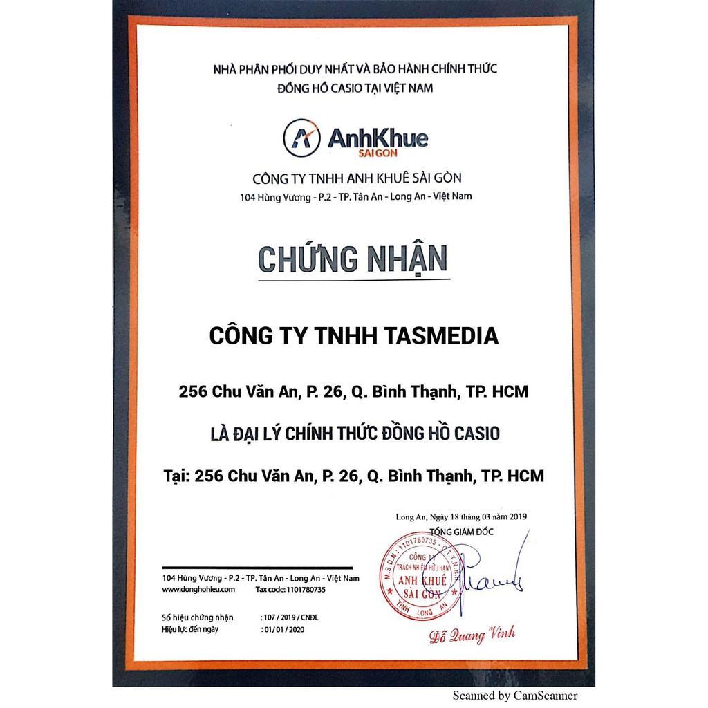 Đồng Hồ Casio Nữ Dây Kim Loại LTP-1215A-2A Chính Hãng