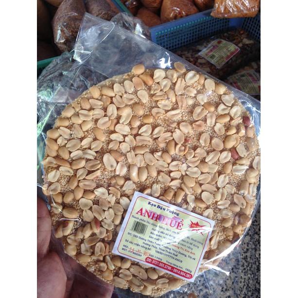 Kẹo đậu phộng mạch nha-mè (160 Gr)