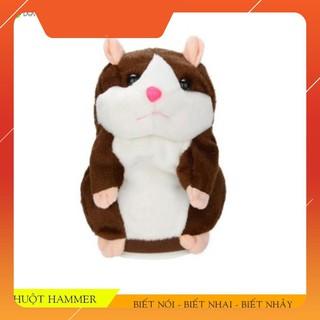 [H-HOT] Đồ chơi Chuột Hamster biết nhại biết nói biết nhảy – Talking Hamster Giá Rẻ