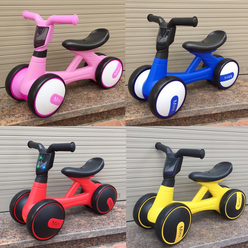 Xe chòi chân thăng bằng 4 bánh có nhạc đèn ( 4 màu) - 3323390 , 1013949153 , 322_1013949153 , 350000 , Xe-choi-chan-thang-bang-4-banh-co-nhac-den-4-mau-322_1013949153 , shopee.vn , Xe chòi chân thăng bằng 4 bánh có nhạc đèn ( 4 màu)