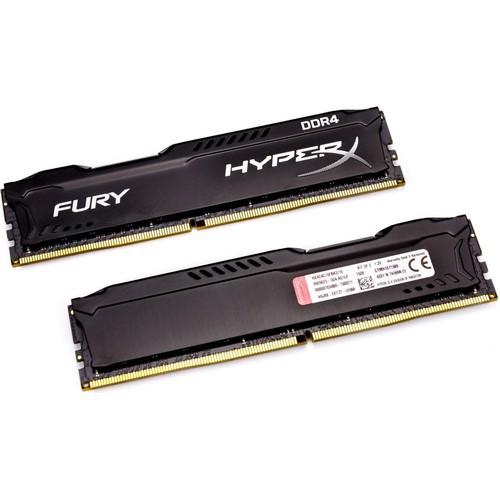 RAM Kingston HyperX 8GB DDR4 Bus 2400MHz (Đen)