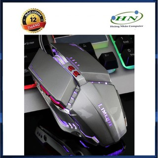 [Mã ELDEC10K giảm 10K đơn 20K] Chuột game 6D-LED 7 màu LIMEIDE T06 thumbnail