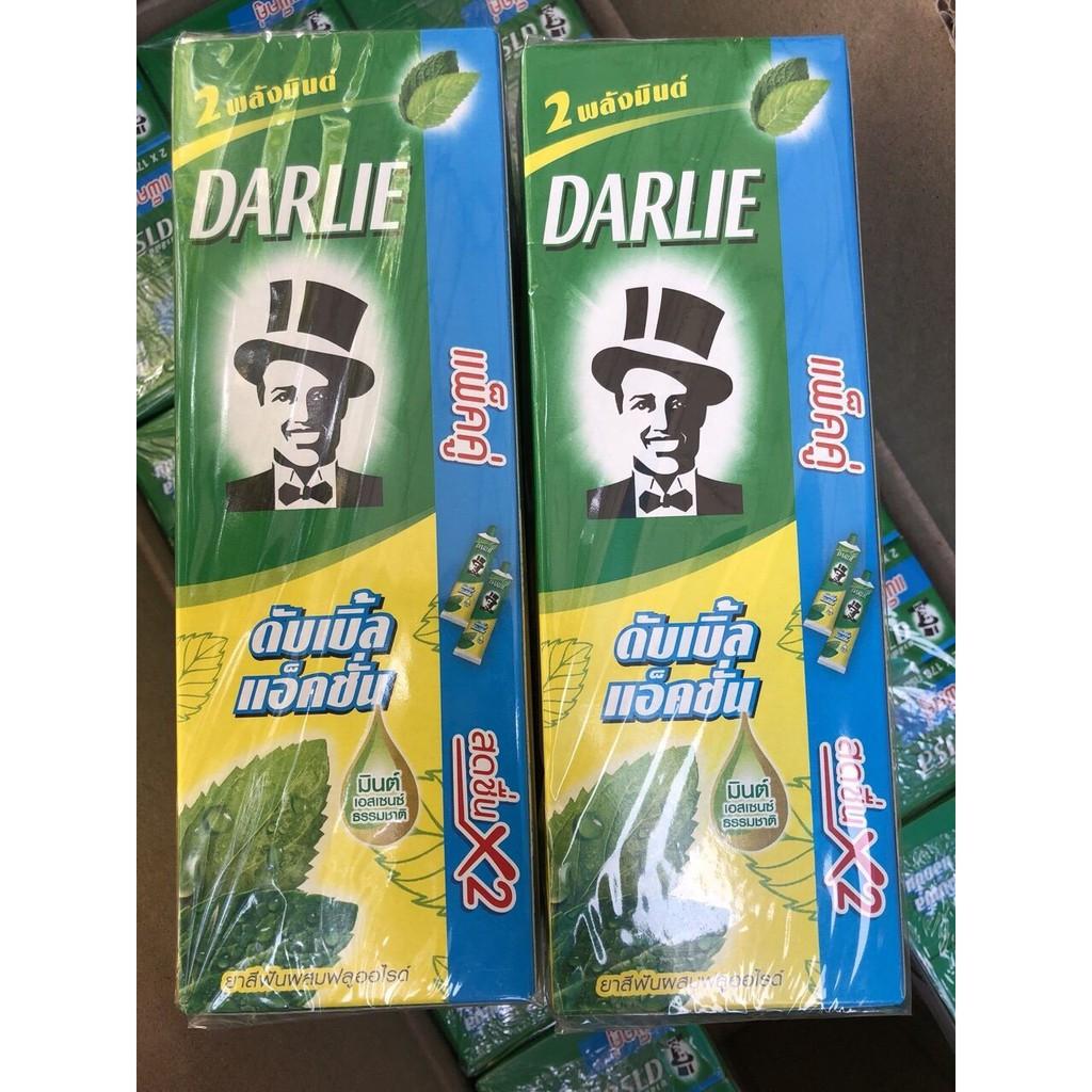 Kem đánh răng Darlie Tea Care