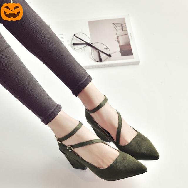 Giày cao gót 6041