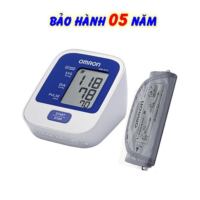 Máy đo huyết áp bắp tay điện tử OMRON HEM