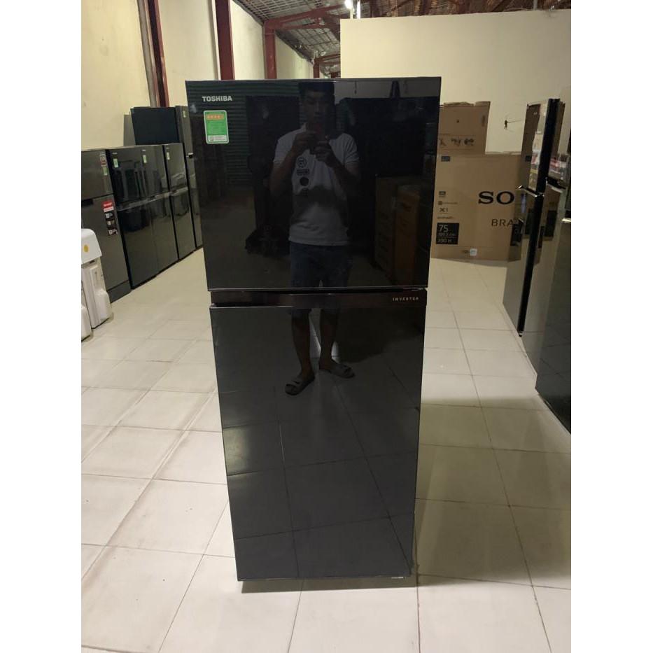 Tủ lạnh Toshiba Inverter 305 lít GR-AG36VUBZ XB1 ( CHỈ GIAO HÀNG