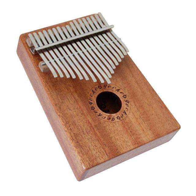 [GECKO] Đàn kalimba 17 phím gỗ mahogany kèm búa chỉnh âm và túi đựng - 3197086 , 1313959252 , 322_1313959252 , 1500000 , GECKO-Dan-kalimba-17-phim-go-mahogany-kem-bua-chinh-am-va-tui-dung-322_1313959252 , shopee.vn , [GECKO] Đàn kalimba 17 phím gỗ mahogany kèm búa chỉnh âm và túi đựng